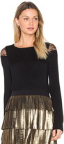 Central Park West Vanderbilt Avenue Crew Neck Sweater