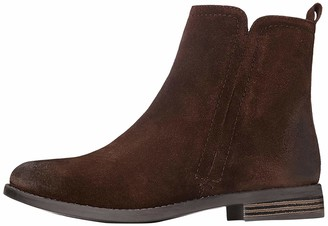 Find. Womens Chelsea Boots in Leather with Flexi-sole
