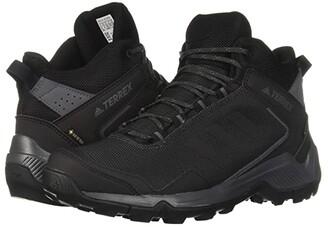 adidas Outdoor Terrex Eastrail Mid GTX (Carbon/Black/Grey Five) Men's Shoes