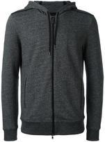 John Varvatos hand pocket hoodie