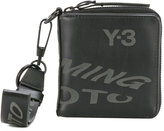 Y-3 printed wallet - women - Polyester/Polyurethane - One Size