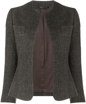 Yohji Yamamoto Pre-Owned Open-Front Jacket