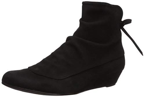 Coclico Women's Pike Mini Wedge Ankle Bootie