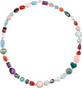 IRENE NEUWIRTH JEWELRY One Of A Kind Mixed Gemstone Necklace