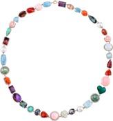 IRENE NEUWIRTH JEWELRY One Of A Kind Mixed Gemstone Necklace