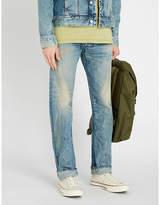 RRL Slim-fit straight jeans