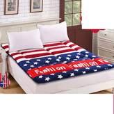 GDAFSDVACF added mattress/mattress/mat/student dormitory mattresses/anti-sli tatami mattress