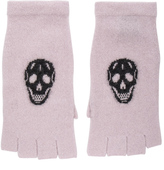 360 Sweater Skull Gloves