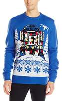 Star Wars Men's R2D2 Holiday Sweater
