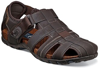 Nunn Bush Rio Bravo Closed Toe Fisherman Sandal
