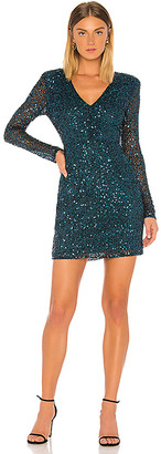 Parker Black Malaga Dress