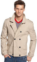 Calvin Klein Jeans Jacket, Cropped Trench Coat