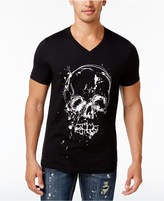 INC International Concepts Men's Graphic-Print Cotton T-Shirt, Created for Macy's