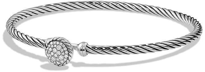 David Yurman Ch'telaine Bracelet with Diamonds