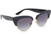Dolce & Gabbana Cat Eye Sunglasses
