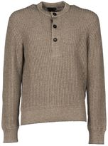 Tom Ford Buttoned Pullover