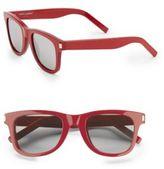 Saint Laurent Round-Frame Sunglasses