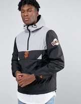 New Era Giants Overhead Jacket