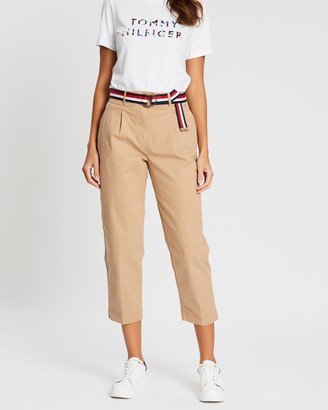 Tommy Hilfiger The Essential Pleated Chinos