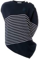 J.W.Anderson striped knitted top