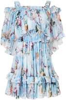 Dolce & Gabbana Cupid print dress
