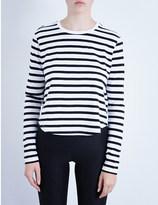 The Upside Murano striped cotton top