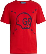 Gucci GucciGhost-print cotton-jersey T-shirt