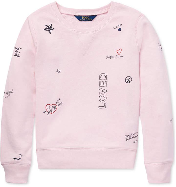 f7295e2291274 Polo Ralph Lauren Girls' Sweaters - ShopStyle
