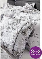 Dorma Watery Rose Cushion