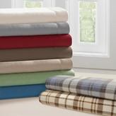 Nobrand No Brand Premier Comfort Microfleece Sheets - Tan Plaid (Full)