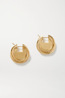 Bottega Veneta Gold-tone Earrings