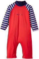 Archimede Boy's A510400 COMBI UV Protection Marin Animal Print Swim Shorts