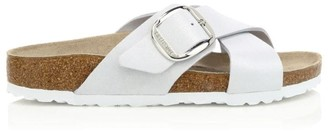 Birkenstock Siena Big Buckle Leather Sandals