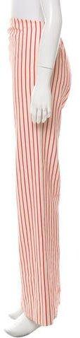 Rosie Assoulin Wide-Leg Striped Pants w/ Tags