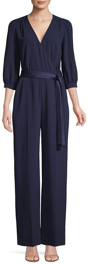 Thumbnail for your product : Trina Turk Carmel Crepe Mineral Jumpsuit