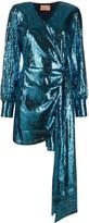Andamane Carly sequin mini dress