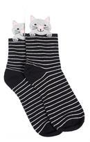 Jessica Women's Graphic Socks