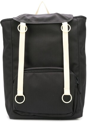 Eastpak two tone backpack