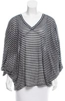 Elizabeth and James Oversize Striped Top