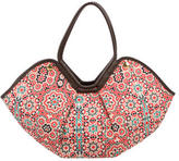 Jimmy Choo Printed Shoulder Bag