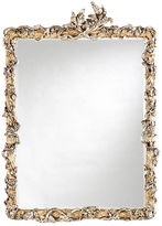 Bradburn Gallery Home Silver Vine Mirror, Antique Cream