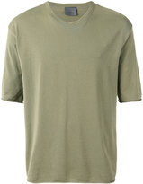 Laneus jersey T-shirt - men - Cotton - XS