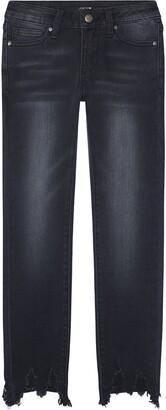 Joe's Jeans Kids' The Rocker Raw Hem Ankle Skinny Jeans