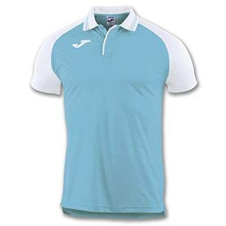 Joma Torneo II Polos Knight,Children, Boys, 100639.010., Turquoise/White