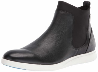 Kenneth Cole New York Men's RocketPOD Sock Sneaker Boot with Built in Comfort Technology