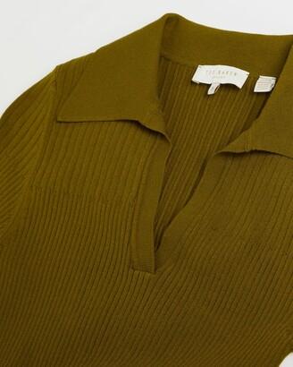 Ted Baker Polo Midi Dress