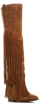 Ash Women's Gipsy Suede Fringe Over-the-Knee Boots