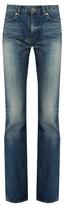 Saint Laurent Mid-rise bootcut jeans