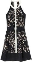 Rebecca Taylor Artisanal Halter Dress