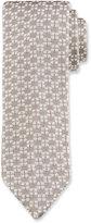 hook + ALBERT Square-Print Knit Tie